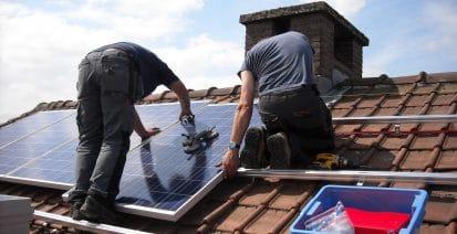 Sistem-fotovoltaic instalare